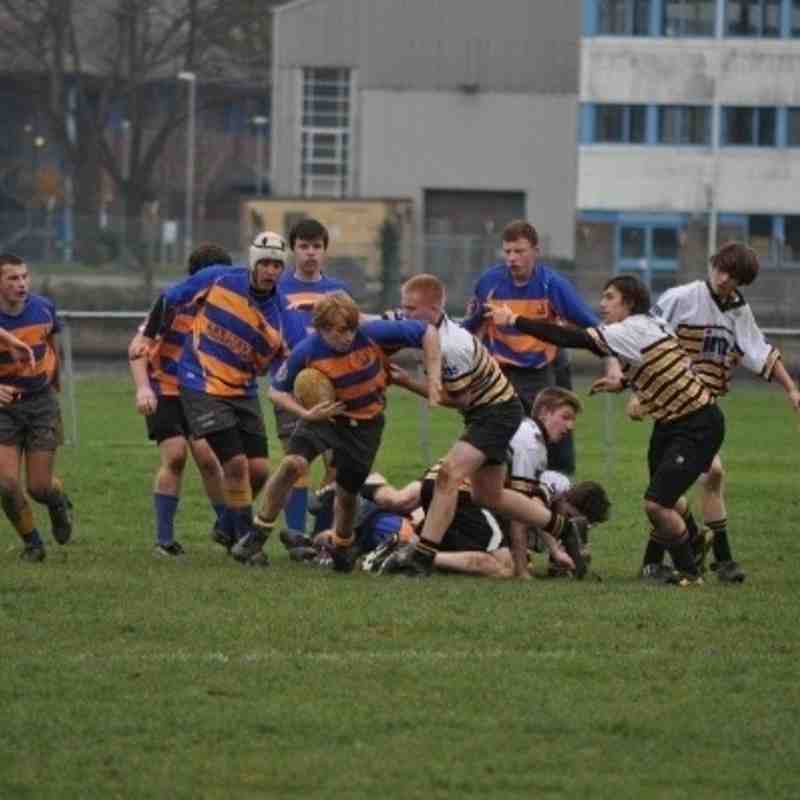 Rugby - Chris