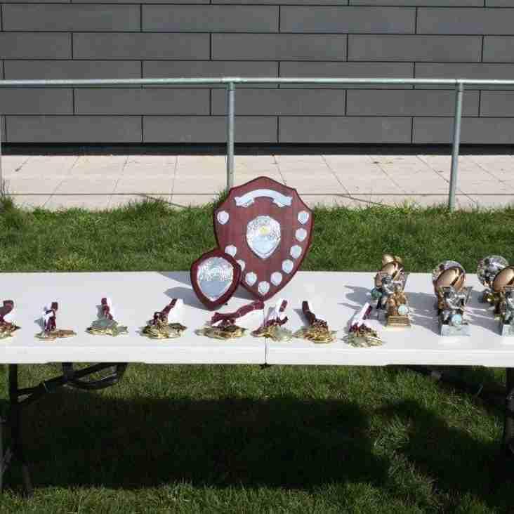 Mini+Juniors End of Season Awards