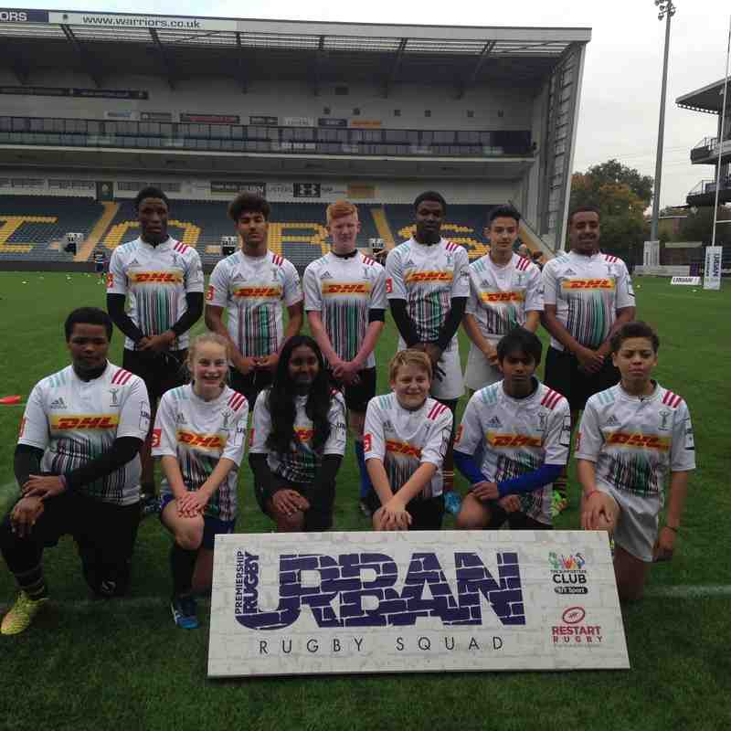 SRCFC Urban Rugby Squad