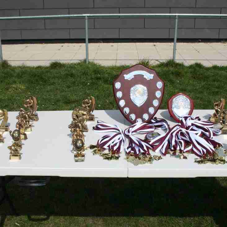 2017 Minis + Juniors End of Season Awards and BBQ