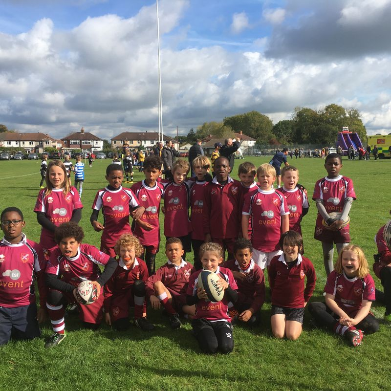 Success at Warly Warm Up Festival 2017 for U10/11