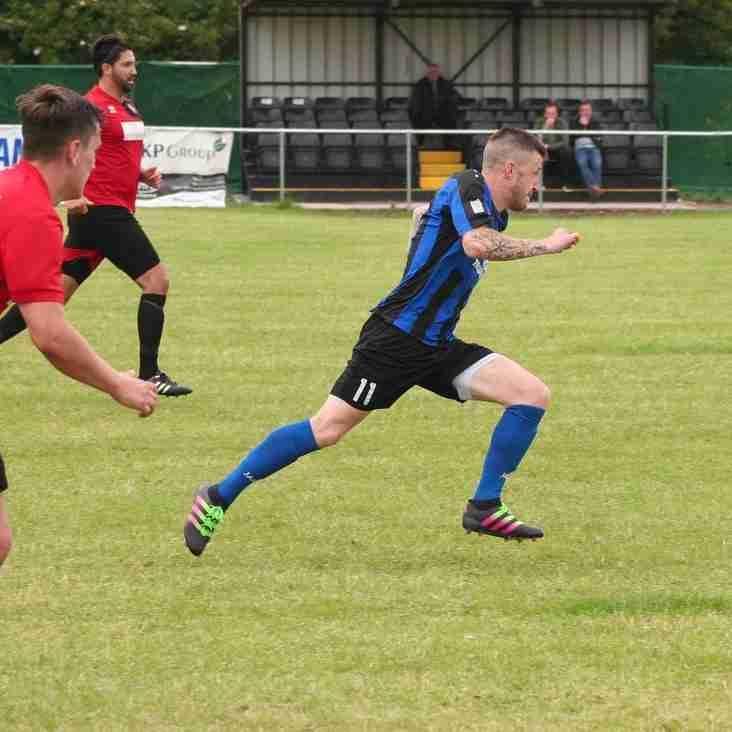 First team entertain Garforth on Saturday