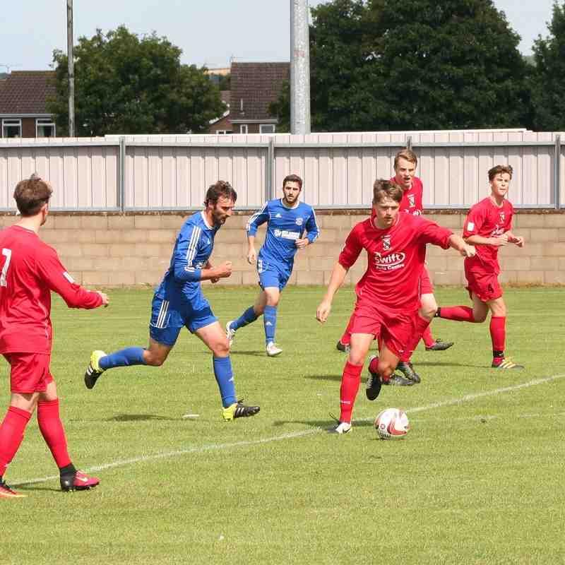 Development Squad v Winterton Rangers 30.07.16