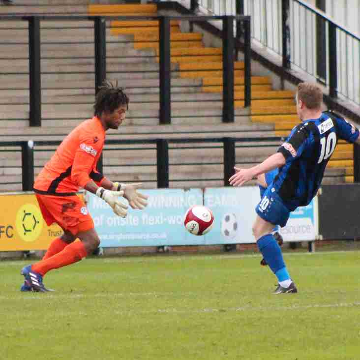 Cleethorpes Town 2-1 Hednesford Town [MATCH REPORT]