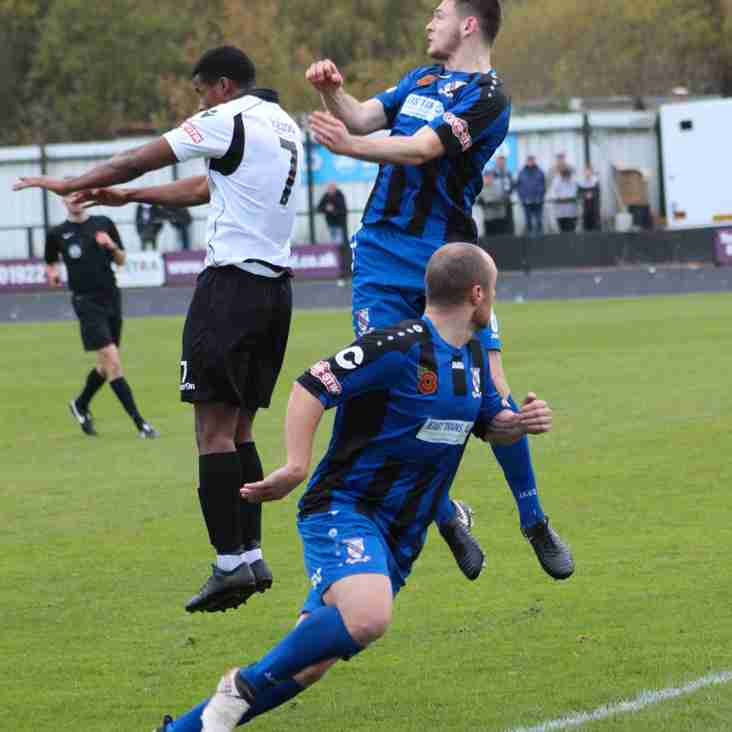 Corby Town Match Preview
