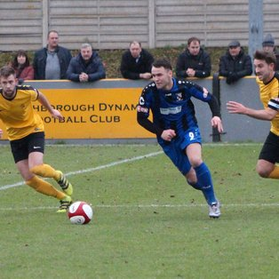 Loughborough Dynamo 0 Cleethorpes Town 2