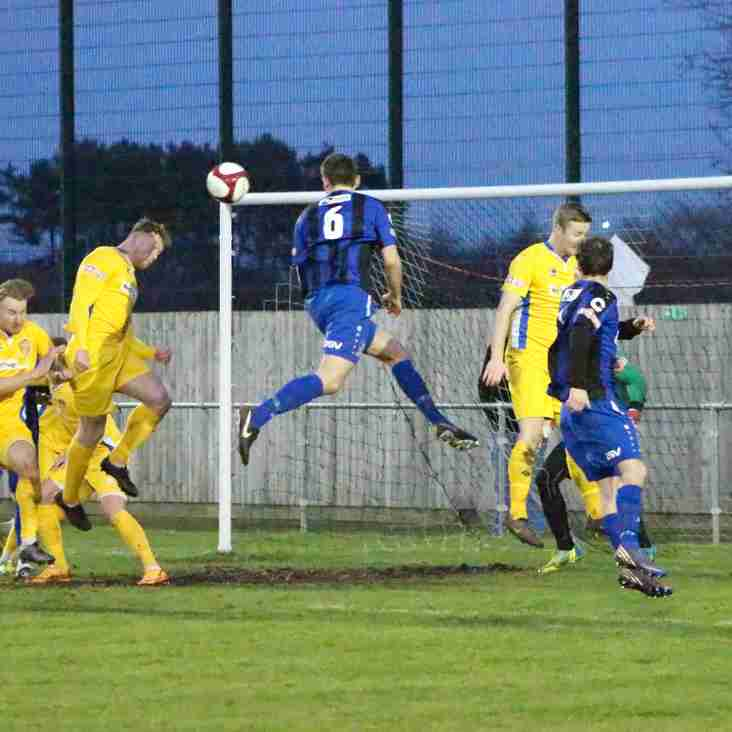 Spalding United preview
