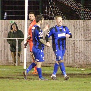 Cleethorpes Town 5 Newcastle Town 1