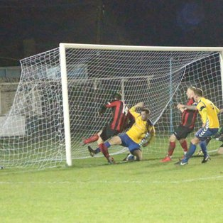 Stocksbridge Park Steels 1 Cleethorpes Town 1