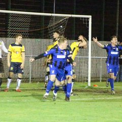 Clee Town 1st Team v Tadcaster Albion 17.01.18