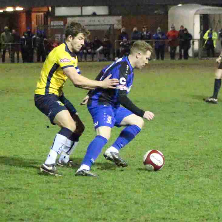 Cleethorpes Town 3 Tadcaster Albion 2