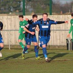 Clee Town 1st Team v Bedworth United 20.01.18