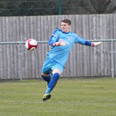 Clee Town 1st Team v Peterborough Sports 07.04.18
