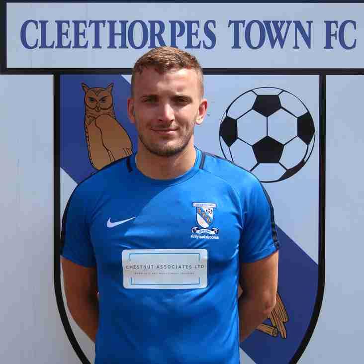 Cleethorpes Town 3 Gresley FC 0