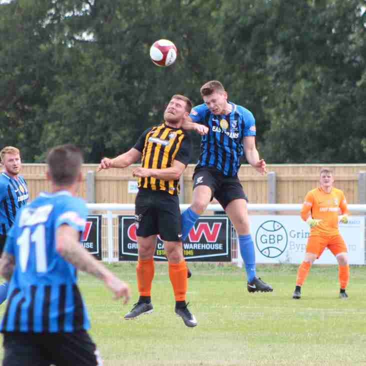 Cleethorpes Town 2 Worksop Town 1