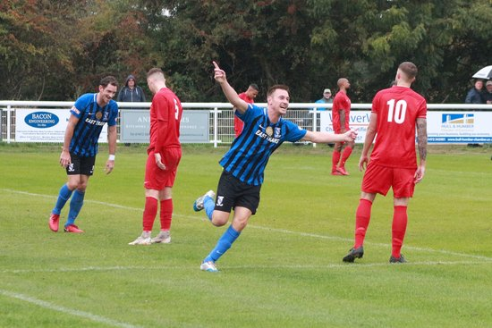 Clee Town 1st team v Walsall Wood 08.09.18