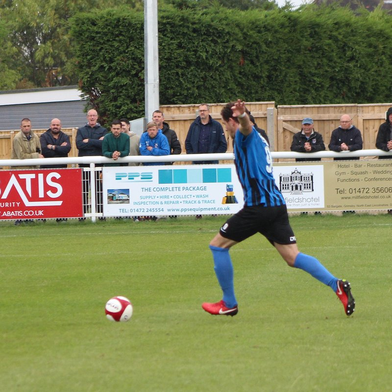 Cleethorpes Town 1 Brighouse Town 1