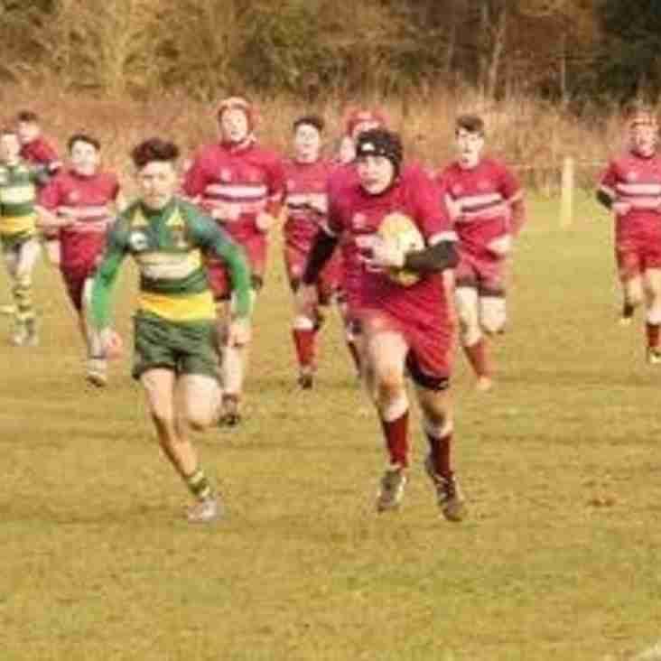 A&C U15's victory over Beaconsfield takes them to Cup Final