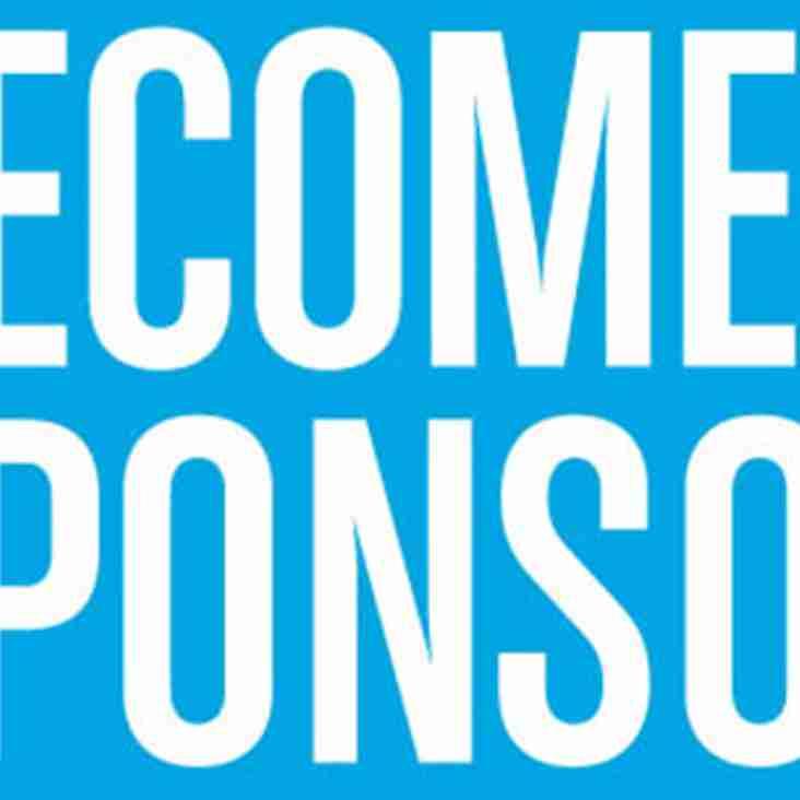 Sponsorship Opportunities for season 2017/18