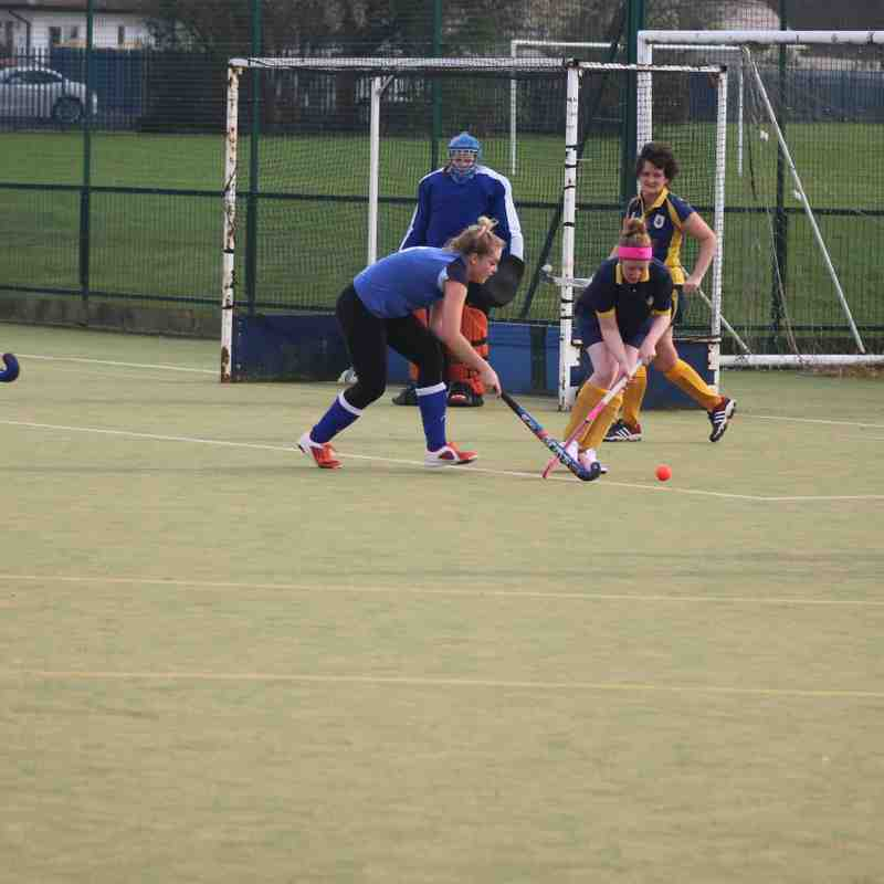 Ladies 3's vs Romford 2's
