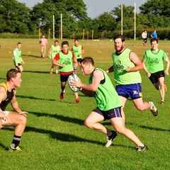 Senior pre- season training will start Thursday 30th June at 7pm prompt and then on every Tuesdays and Thursdays. New players of all abilities are very welcome.