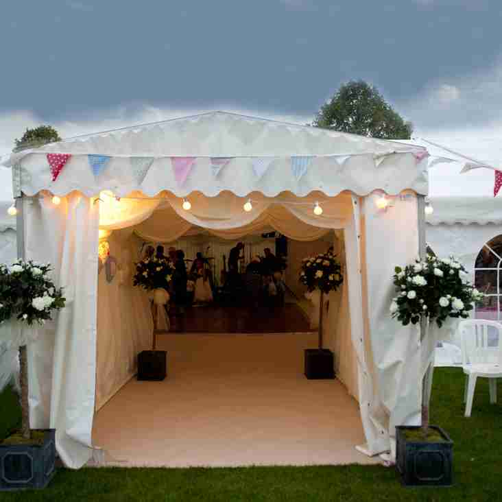 Marquee week end a huge success for the club
