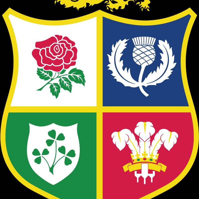 Breakfast with the Lions at the club  - first test is this Saturday 24th