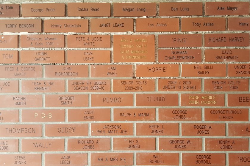 Another Brick in the wall is back