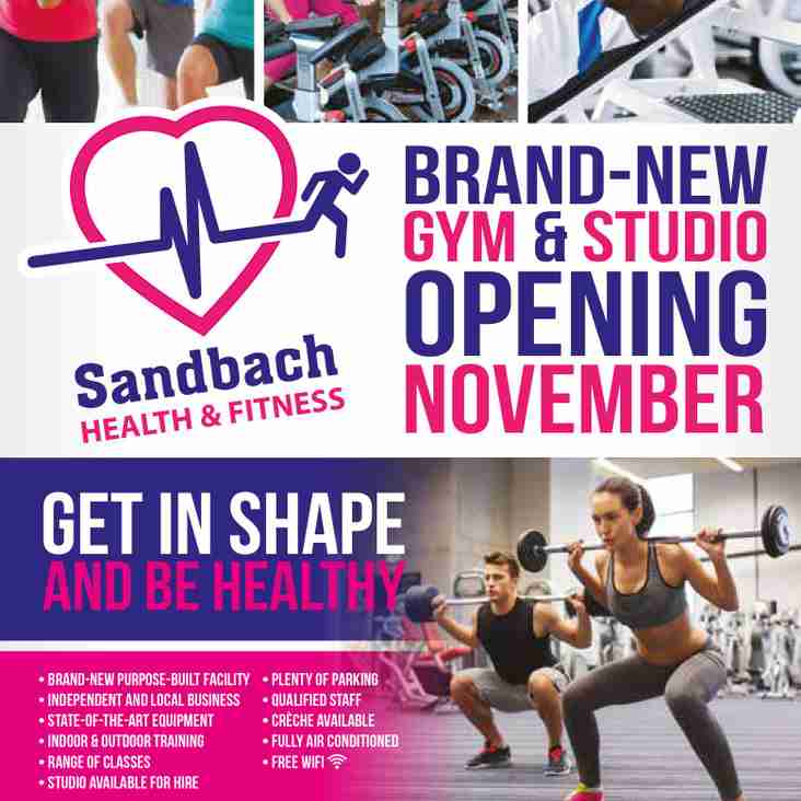 Health and Fitness Centre - prices added and it opens 3rd December