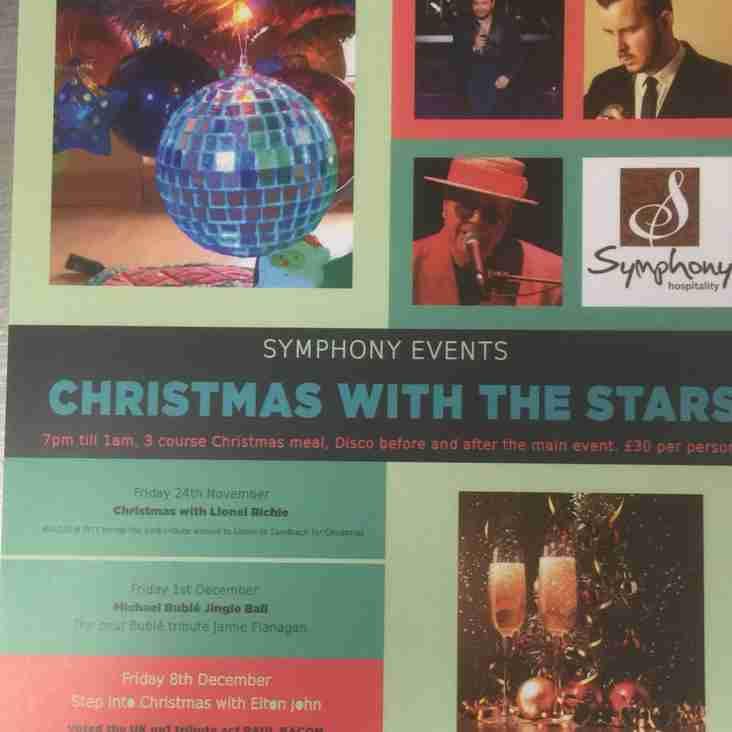 Christmas Events at the club