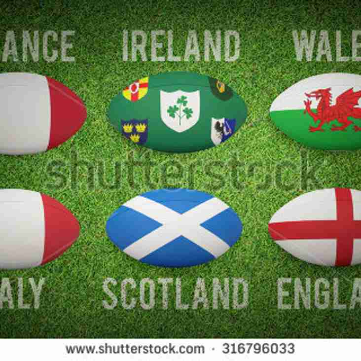 6 Nations Tickets available
