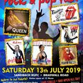 Music Festival is Saturday 13th July