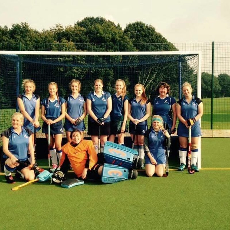 Ladies 2nd XI lose to Witham 2 1 - 3
