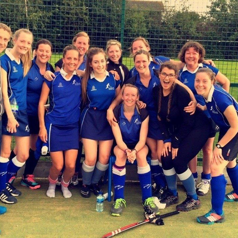 Ladies 1st XI beat Maldon 1 - 4