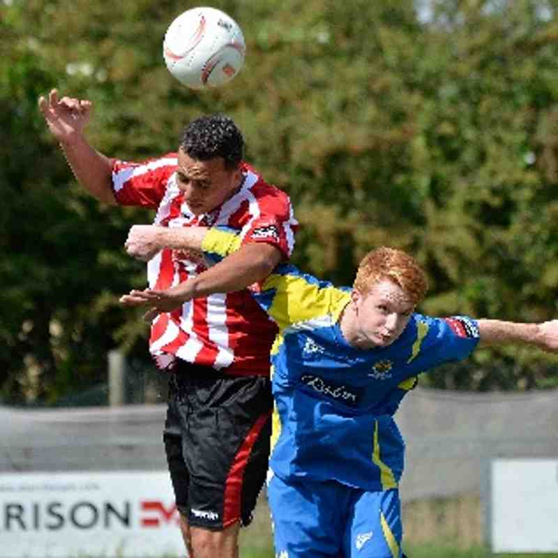 Redhill FC V East Grinstead