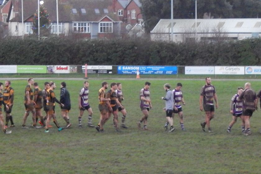 2nd XV v Crediton 2nd XV, 8 Dec 18