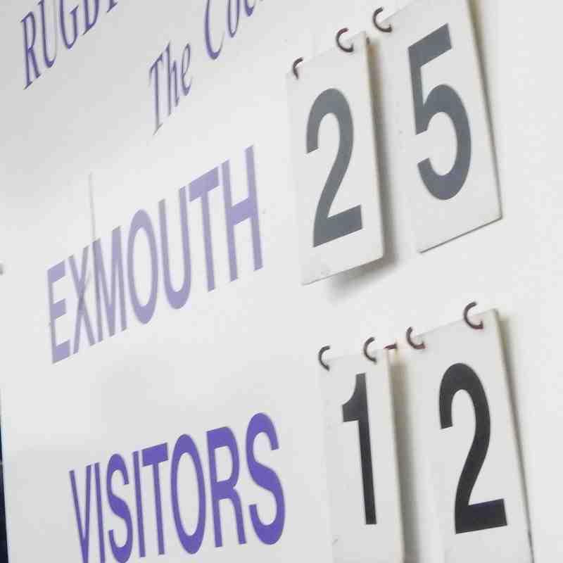 Exmouth v Barnstaple 2 Mar 19