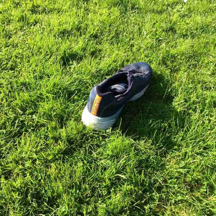 Shoe left at Sweyne