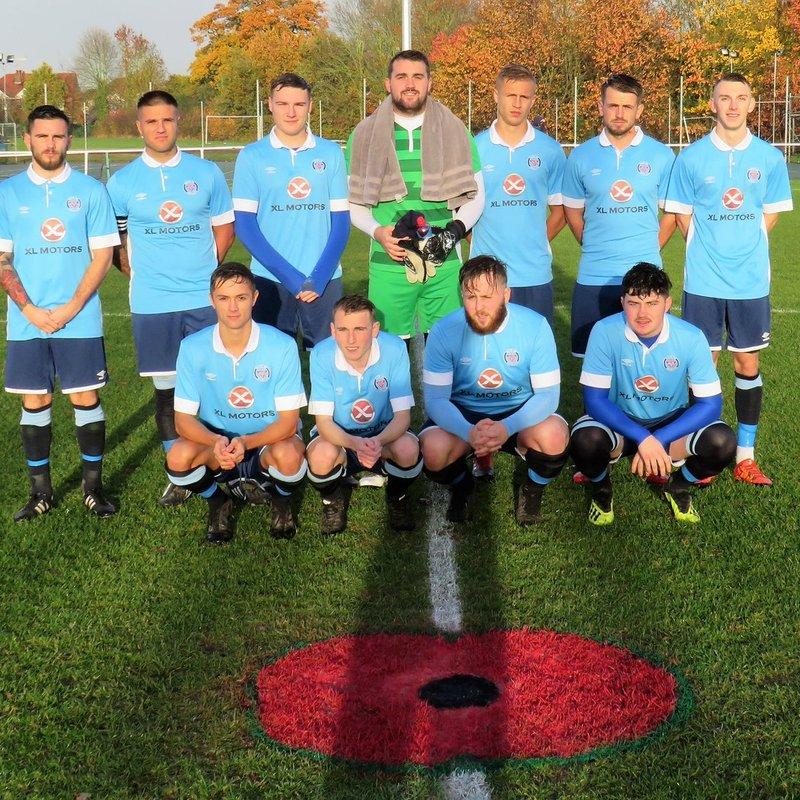 Match Report- Coventry Alvis v Fairfield Villa