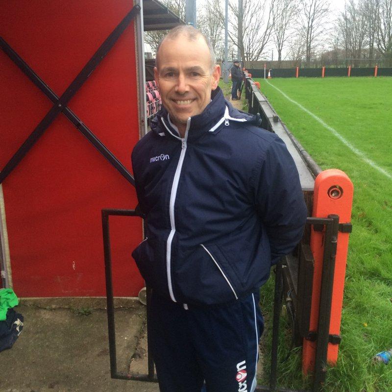 Barkingside FC 0 - 3 Stansted FC