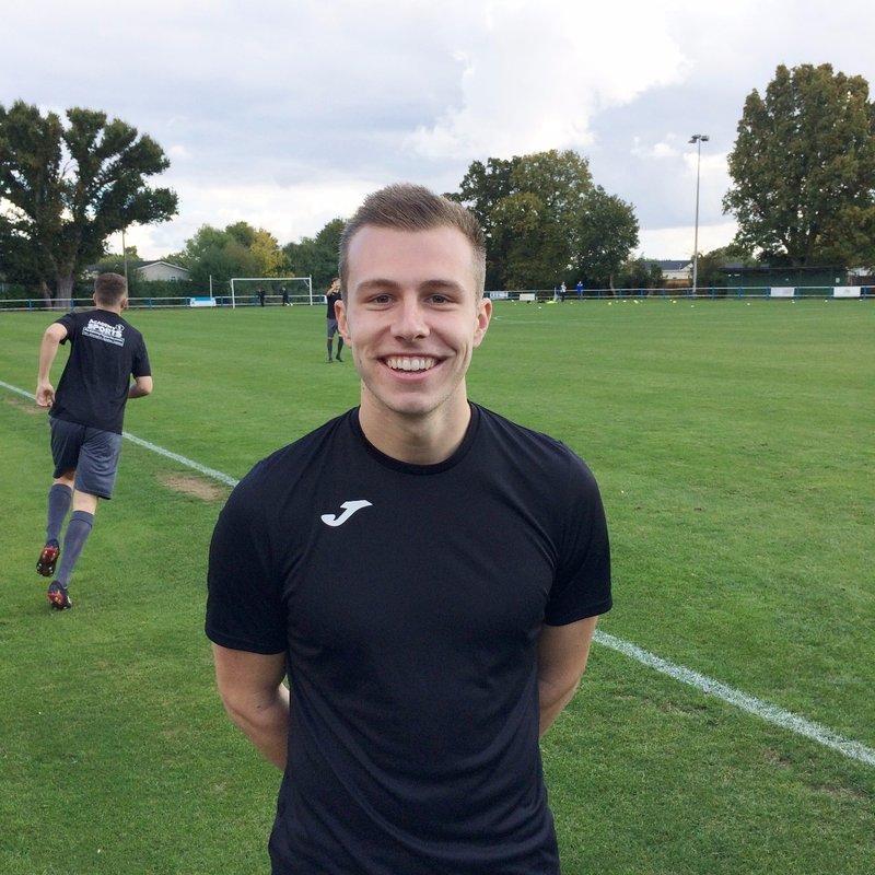 Stansted FC 5 - 0  Haringey & Waltham FC