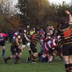CRUFC V Harrogate 05/11/16 (Part 4)