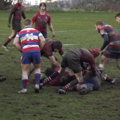 CRUFC v Sheffield Medics 17 02 18 Part 2