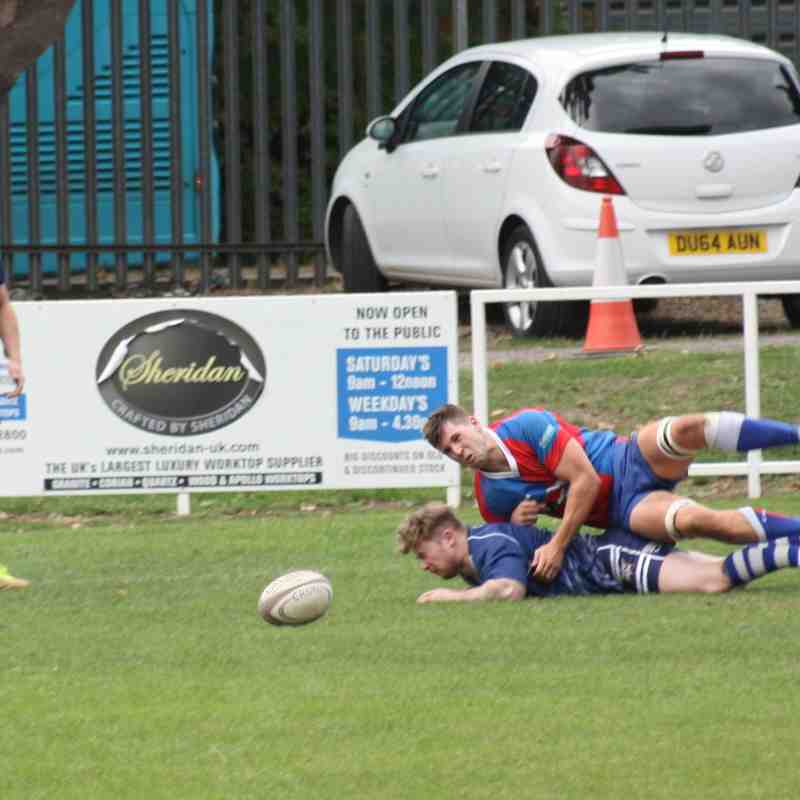 CRUFC v Knottingley 15 09 18 Part 2