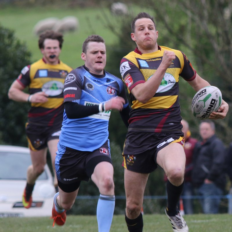 NCL MATCH REPORT - UNDERBANK RANGERS 38 NORMANTON KNIGHTS 20