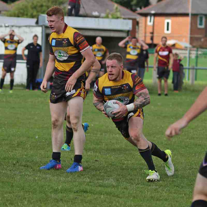 Blackbrook v Underbank Rangers - NCL Div 1 - 22 Jul 2017