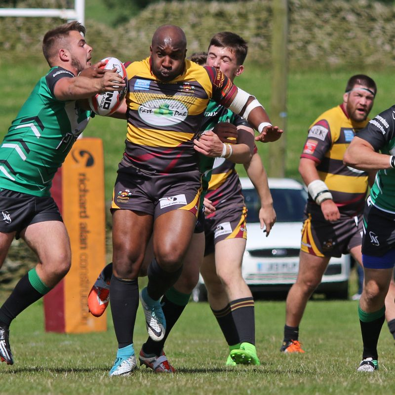 NCL Division One Match Report - Underbank Rangers 32 Milford Marlins 4