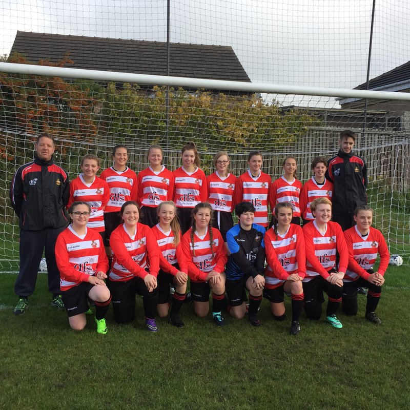 Belles Under 15s White lose to Penistone Church 2 - 0