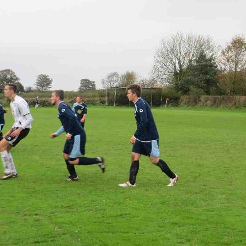 Ilminster Town Reserves Vs South Petherton
