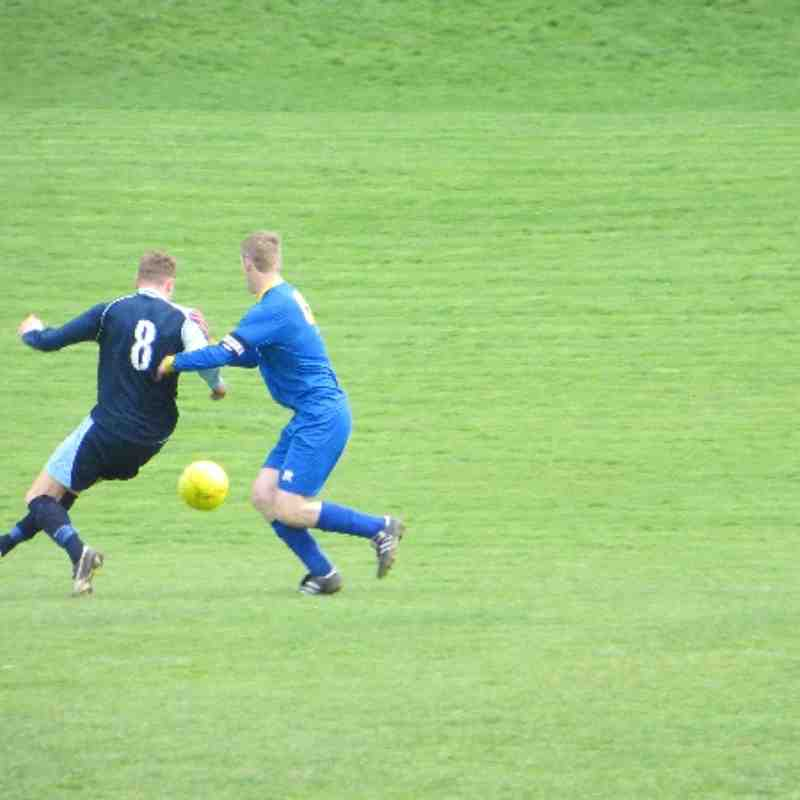 Ilminster Town Reserves Vs West Chinock (22-03-14)